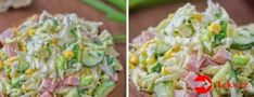 tr Healthy Side Dishes, Pasta Salad, New Recipes, Potato Salad, Spinach, Salads, Low Carb, Ethnic Recipes, Diet