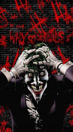 joker the killing joke Le Joker Batman, Batman Joker Wallpaper, Joker Dc Comics, Joker Iphone Wallpaper, Joker Comic, Joker Heath, Joker Wallpapers, Joker And Harley Quinn, Uhd Wallpaper