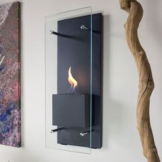 Cool way to add Fire to any room!