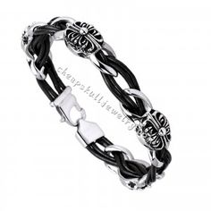a8cfd59792a20 Order new Mens stainless Steel Bracelets for sale with high quality and  free shipping!