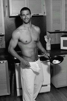 Someone wants breakfast?