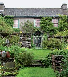 Beatrix Potter is an avid farmer, she coupled this love with a vision for conservation—becoming an active force in the preservation of the Lake District in England.
