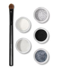 Blend Mineral Cosmetics Dark Smokey Eye Shadow Set #makeup #eyeshadow