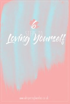 "Six Steps to Loving Yourself.    Most women will have a similar story about not loving themselves. It starts with the first time they realise their body isn't ""ideal"". That they didn't have a thigh gap or they didn't have curves or they were too skinny, too fat, stretchmarks, acne, muffin tops… I first remember being deeply unhappy with my body …"