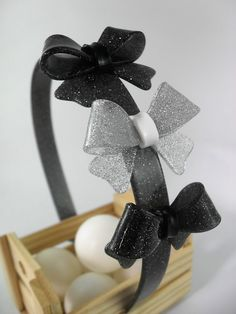 0d64f064e6 Fita Flor Acessórios · Lindo Arco - Infantil em Acrílico de alta Qualidade.  Coleção  Laços Gliter Fita Flor
