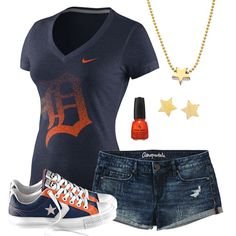 Detroit Tigers Summer All Star Outfit