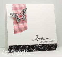 Beautiful Butterflies by jenmitchell - Cards and Paper Crafts at Splitcoaststampers