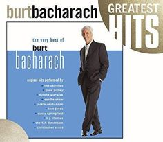 Burt Bacharach - Very Best Of Burt Bacharach, The GH