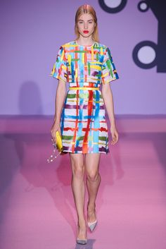 Andrew Gn Spring 2015 Ready-to-Wear - Collection - Gallery - Look 1 - Style.com