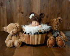 Newborn Infant Handmade Knitted Crochet Costume Studio Photo Photography Props   eBay