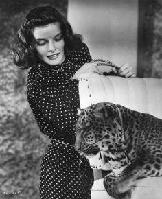 Bringing Up Baby ~ Kathrine Hepburn