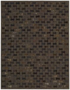 Joseph Abboud Chicago Chocolate Area Rug By Nourison CHI01 CHO (Rectangle)