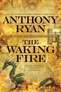 Dark - The Waking Fire (The Draconis Memoria) - http://lowpricebooks.co/the-waking-fire-the-draconis-memoria/