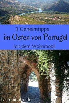 Entdeckt mit dem Wohnmobil den unbekannten Osten von Portugal. Abseits der Touristenströme...