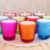 Decorative candles /velas decorativas