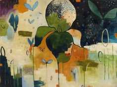 ArtForte Gallery - Flora S. Bowley - Paintings