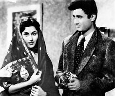 "simplicitylovebeauty: "" Dev Anand and Madhubala. """