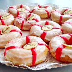 Rettungsring-Donuts von Dat Backhus