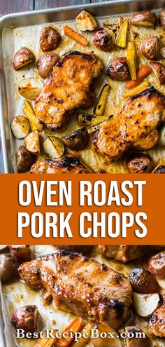 Take a look at our delicious Oven Roasted Pork Chops recipe. It's a great dinner entree for the Holidays.