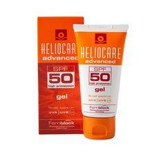 Heliocare Sunscreen SPF 50 Gel 50ml Oily, Sensitive, Pigmentation Skin