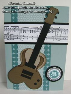 Cards for boys-Stampin Fantastic