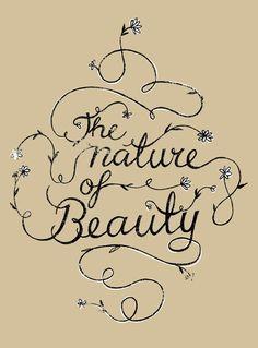 the nature of beauty #vtwonen #happypage Print uit, stijl op jouw manier, maak een foto en deel met #vtwonenbijmijthuis.
