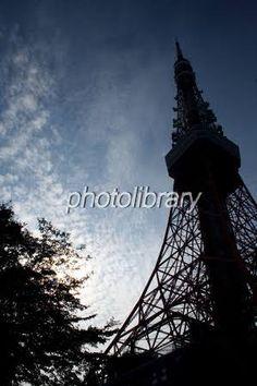 「東京タワー シルエット フリー素材」の画像検索結果