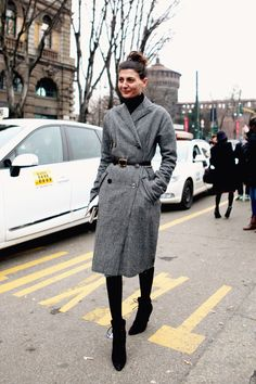 Giovanna Battaglia #fashion #style #woman