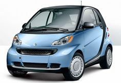 Cheapest New Cars For 2014 - Top 5 Under $14000 (Smart ForTwo Pure 2014 - MSRP Price: $13,270)