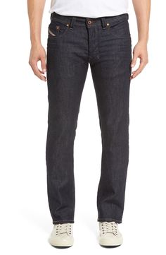 New DIESEL Larkee Relaxed Fit Jeans (084HN) ,SNOW fashion online. [$178]newtopfashion top<<