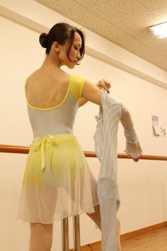 Lily's back / YUMIKO, Watercolour Dancewear, Kd dance