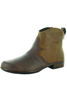 """In the true """"Comfort"""" tradition of Naot, this super funky Western Styled ankle boot is destined to be your favorite! Each Naot is handmade with the finest and highest quality raw materials combined with superior standards of advanced design. Your feet will thank you for years to come!    Naot Ankle Boot by Naot. Shoes - Booties - Flat New Jersey"""