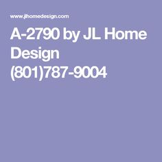 Professional House Floor Plans, Custom Design Homes | Utah ...