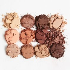 Double Entendre Warm Neutral Eyeshadow Palette - The Effective Pictures We Offer You About autumn Nail A quality picture can tell you many things. Neutral Eyeshadow Palette, Neutral Colour Palette, Neutral Tones, Bronze Palette, Color Palettes, How To Do Makeup, Terracota, Brown Aesthetic, Colorful Pictures