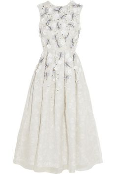gorgeous Holly Fulton dress from Net-a-porter
