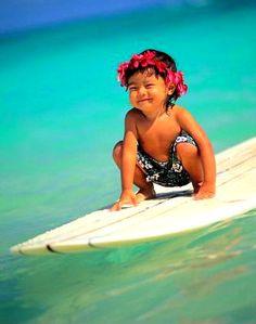 Faire du surf I #Hawaï I