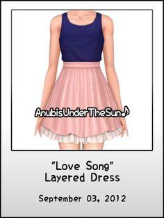 Anubis Under The Sun ♪: Catalog - Clothes