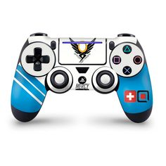 High quality custom products, shop from a large range of our unique design premium skins, apparel and more. Overwatch Fan Art, Overwatch Mercy, Ps4 Controller Custom, Mundo Dos Games, Gamer Setup, Epic Games, Playstation, Xbox, Slim