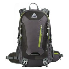 Kimlee Water Resistance Hiking Daypack Luggage Backpack with Rain Cover 40L -- You can find out more details at the link of the image.