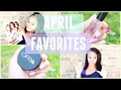 APRIL FAVORITES|2015| TV, MAKEUP, TEA, SKINCARE & MORE! - YouTube