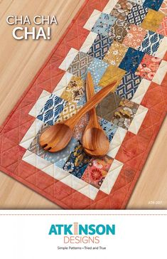 Quilt Patterns, Sewing Patterns, Quilting Ideas, Quilting Projects, Sewing Ideas, Sewing Crafts, Table Topper Patterns, Quilt In A Day, Quilted Table Runners