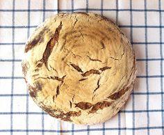 CHEZ LUCIE: Kváskový chléb
