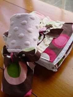 sewing projects: baby gifts