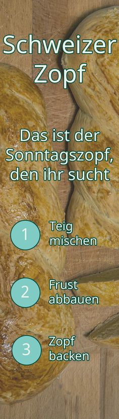 Der Schweizer Zopf! Passend für jeden Sonntagsbrunch (hey, bald ist Ostern!) Food, Swiss Guard, Foods, Easter Activities, Simple, Eten, Meals, Diet
