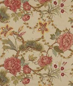 Robert Allen @ Home Katakira Mimosa Fabric - $15.2   onlinefabricstore.net