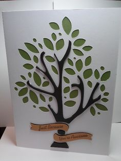 Card made with Artfully Sent Cartridge-by Close To My Heart CTMH