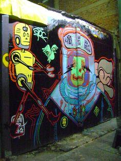 Mecamut, Puebla, Mexico - unurth | street art