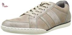 Rieker 19117 43, Baskets Basses Homme, Gris (Steel/Elefant/Dust/Navy), 44 EU - Chaussures rieker (*Partner-Link)