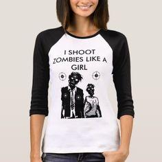 #women - #ZOMBIE APOCALYPSE T-SHIRT