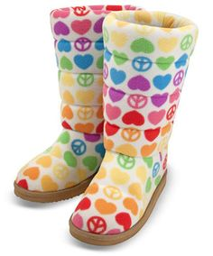 Melissa & Doug has lots of cute slipper boots on Clearance. Stock up now! Melissa and Doug Beeposh Hope Boot Slippers (XL) . Cute Slippers, Winter Slippers, Melissa & Doug, Slipper Boots, Kids Boots, Cute Kids, 4 Kids, Children, Ugg Boots